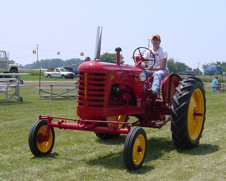 Photo of the month gera old tractor days for G architecture massy